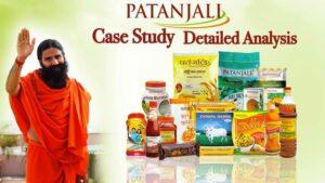 Patanjali Case Study