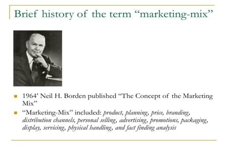 history-of-marketing-mix