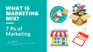What is Marketing Mix? 7 Ps of Marketing(Product Mix) & Example