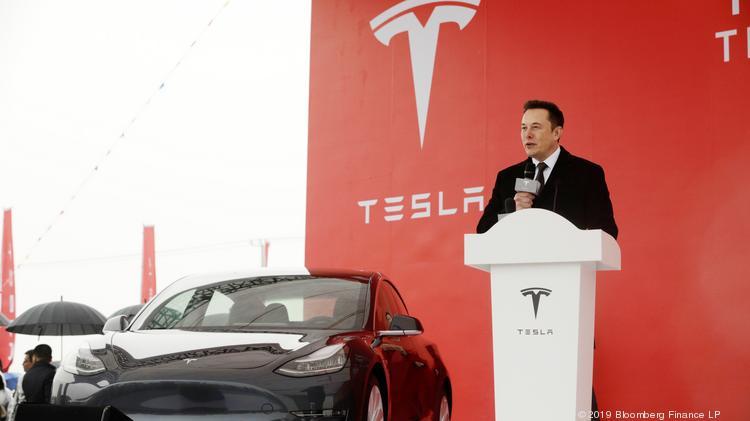Elon Musk Tesla Case Study