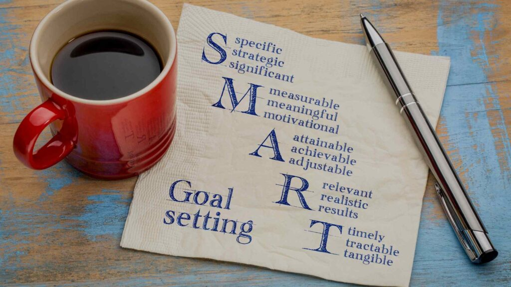 How good is your goal setting