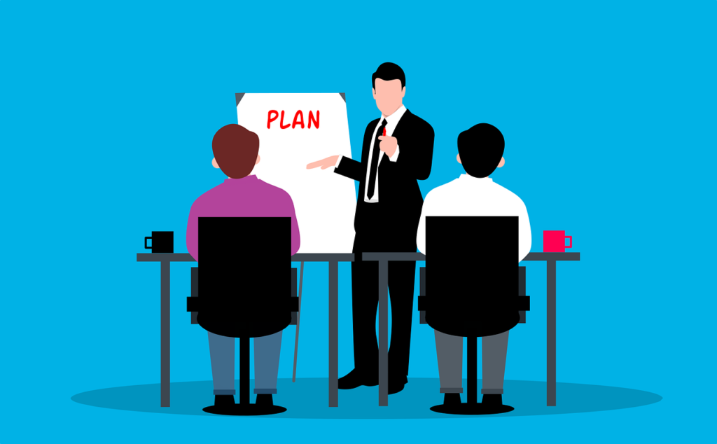 Learning Plan for change theory