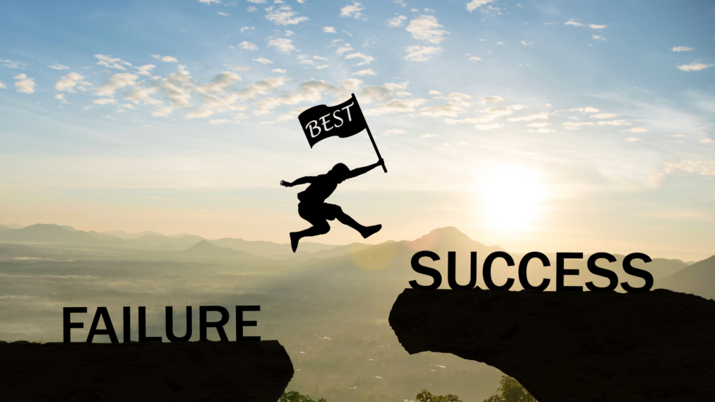 Top 8 Ways To Beat The Fear of Failure