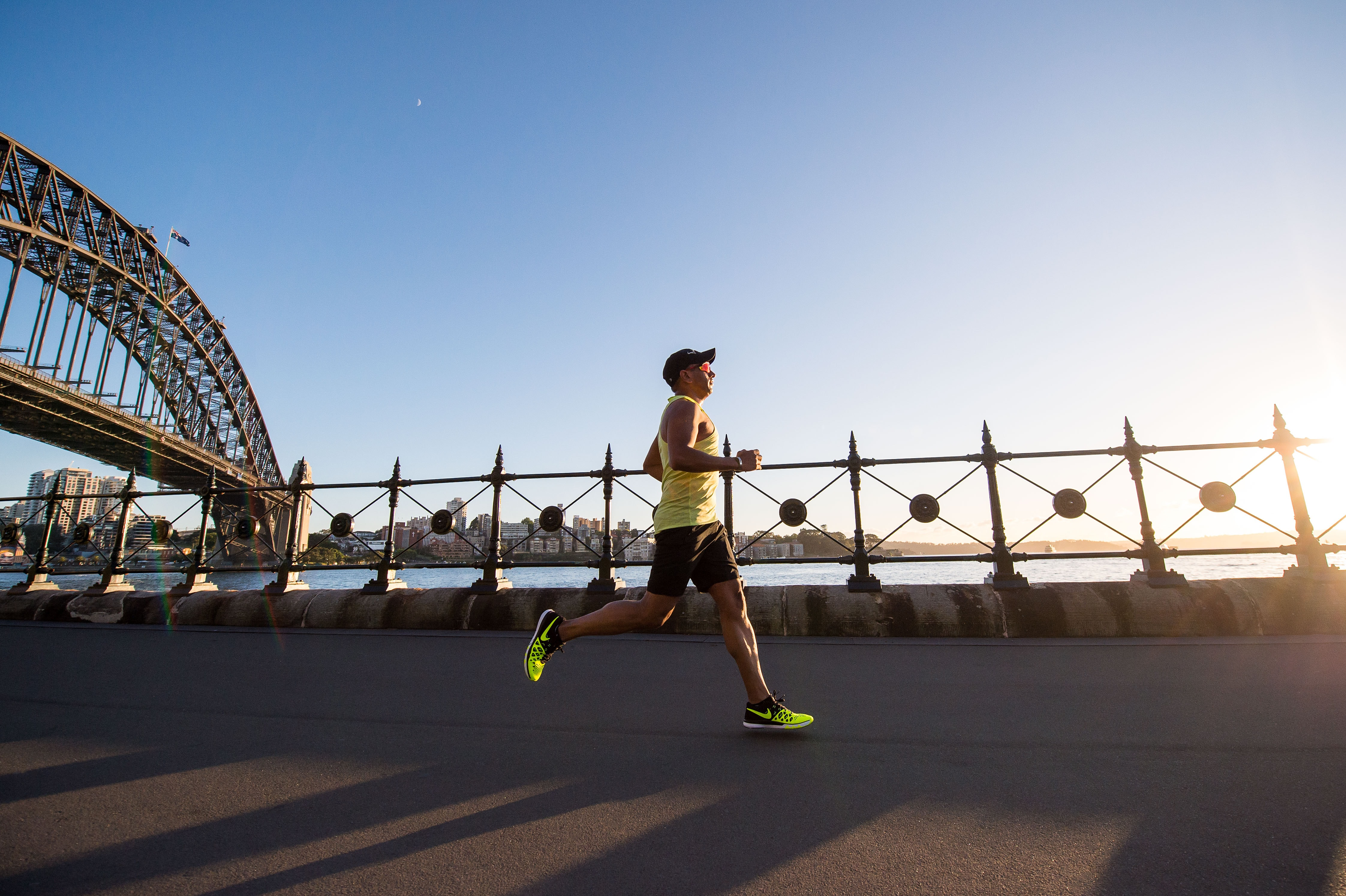 image of person doing jogging
