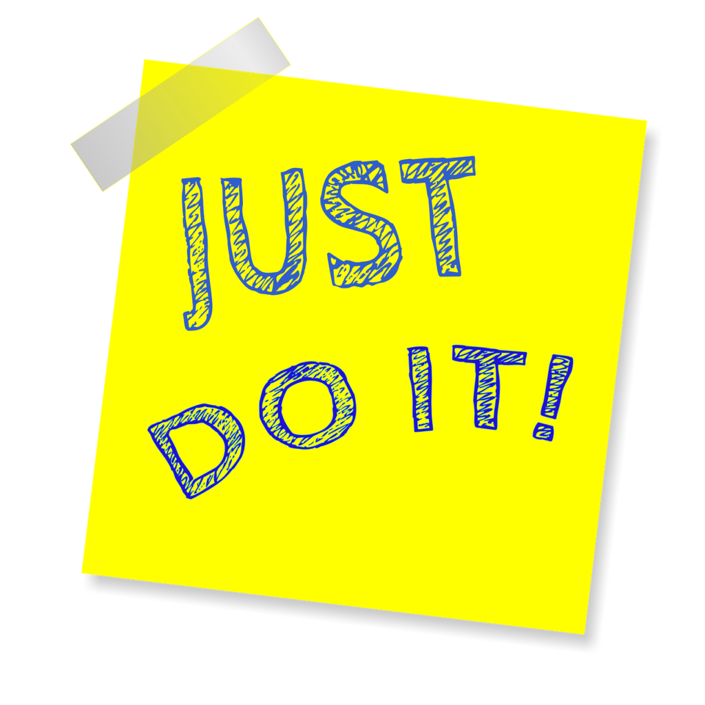 Just do it - relationship management skill